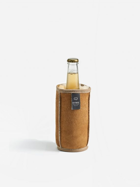 beach time with a Kywie demi cooler and your favorite beer
