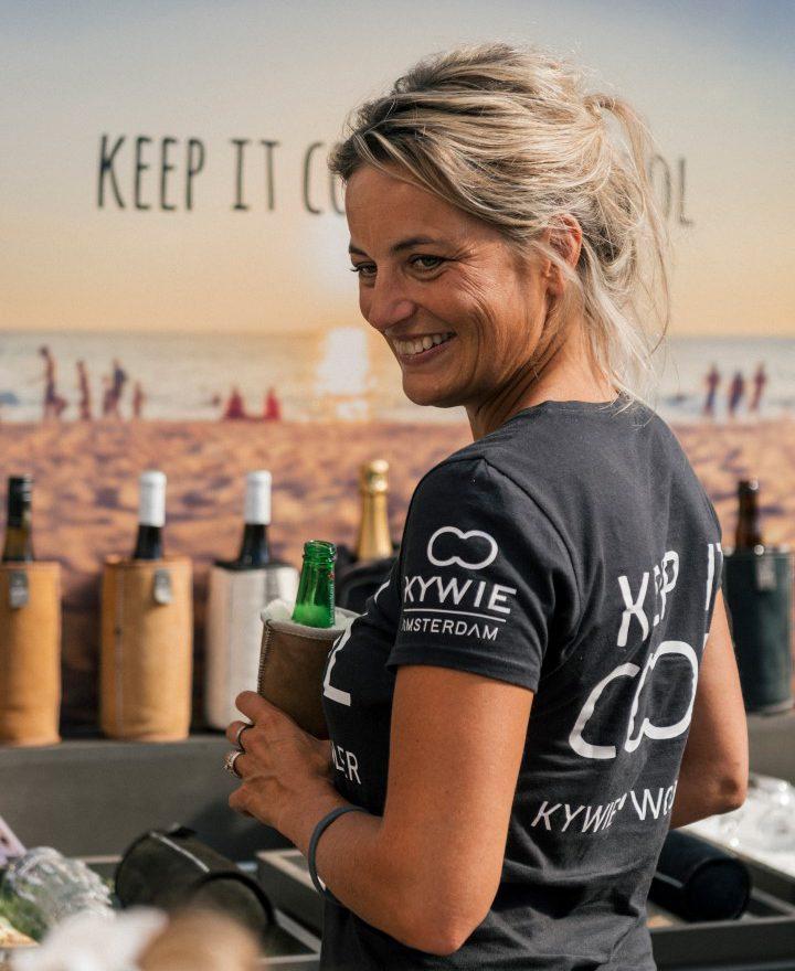 Saskia Nooij - founder KYWIE